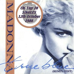 UK TOP 20 SINGLES for October 12th 1986