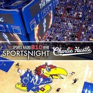 Sports Night: KU And Maryland Player Sound