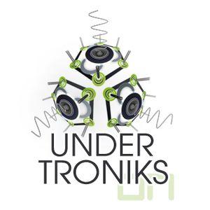 Dr anounaki mix @ undertroniks drum session 09/09