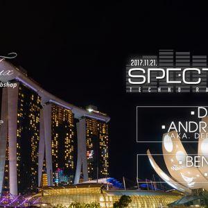 LBM12 [BR] Spectrum Techno Radio Show #112