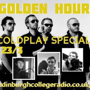 Ellens Golden Hour Show  23/3 - COLDPLAY SPECIAL