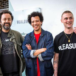 Synth Day: Esa with Lapalux, Trevor Jackson, Caro & Yumiko Ohno // 23-05-17