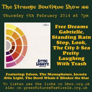 The Strange Boutique Show 166