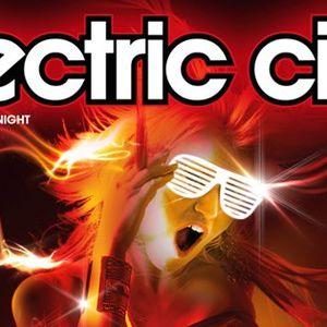 Felix Kroecher - Live @ Electric City  - 02.11.2012