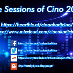 The Sessions of Cino Part 2 August 2018