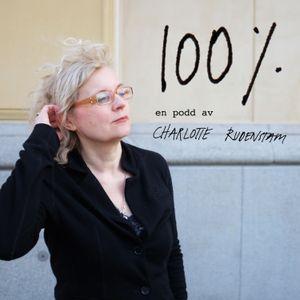 100%-podden möter Birgitta Backlund