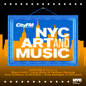 CityFM Episode 9 - Art & Music