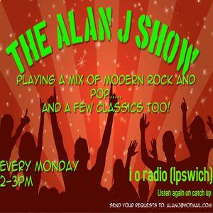 The Alan J Show on IO Radio 160117