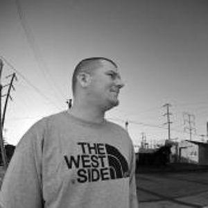 DJ Mes Live @ Jack Frost December 2011