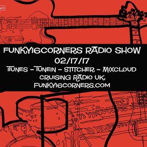 Funky16Corners Radio Show 02/17/17