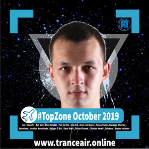 Alex NEGNIY - Trance Air - #TOPZone of OCTOBER 2019 [English vers.]