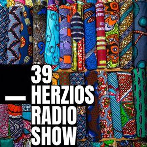 39 Herzios Radio Show - #005 - Calling Africa