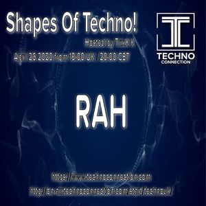 Shapes of Techno - 04262020