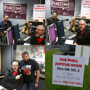 20171025 The Phill Jupitus Hour: Day 2