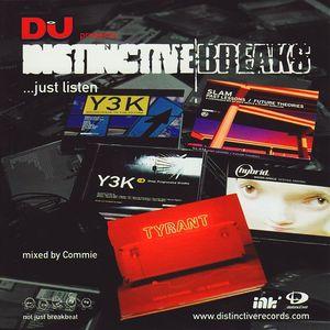 Commie - Distinctive Breaks....Just Listen (2001)