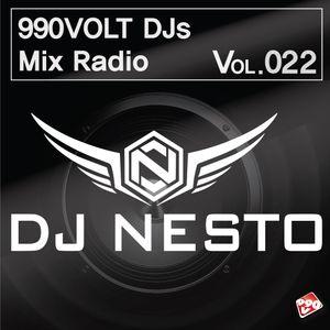 990VOLT DJS MIX RADIO #VOL.022 *DJ NESTO*