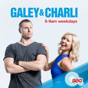 Galey & Charli Podcast 25th August