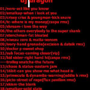 dragon-bass jam mix*02(dubstep)(01/2011)