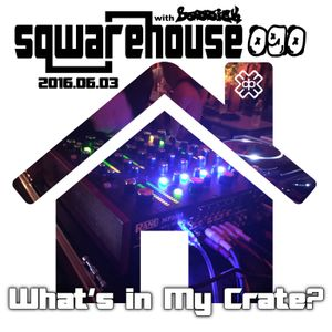 Sqwarehouse 090 with Bassick (What's In My Crate Edition)