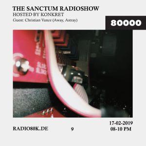 The Sanctum Radioshow - Episode 09 w/ Christian Vance & Konkret