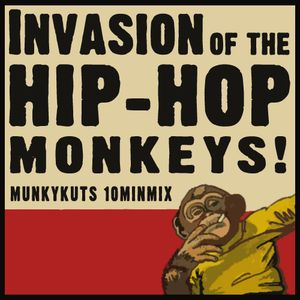 Invasion of the Hip Hop Monkeys!