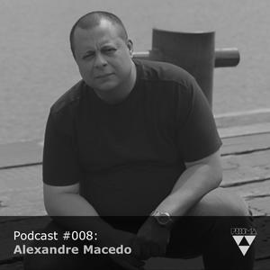 Podcast #008 - Alexandre Macedo