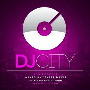 Styles Davis - DJcity Podcast - 3/26/13