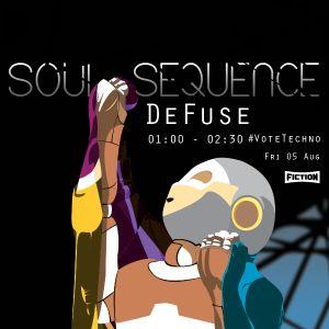 Soul Sequence - #VoteTechno Promo Mix 002 - Defuse