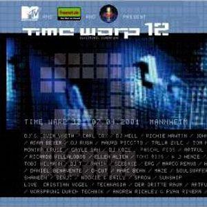 Chris Liebing Live @ Time Warp 12 - 2001