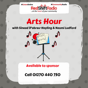 ArtsHour - 31 May 2019 - Introducing Momma Ludford! by