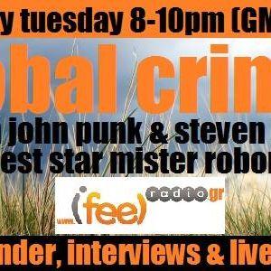 Global Crimes 03.12.2013 Penny Dreadful Part 1