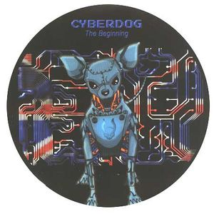DJ Roosta - Cyberdog The Beginning (2001)