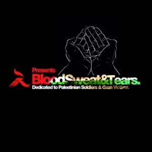 Rangga Electroscope-Blood, Sweat & Tears (Dedicated to Palestinian Soldiers and Gaza Victims)