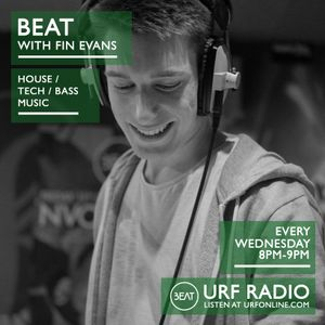 111115 BEAT with Fin Evans // URF Radio // Wed 11th Nov