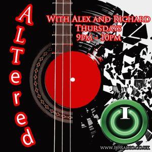 Altered with Alex and Richard on IO Radio 15.12.16