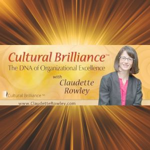 Cultural Brilliance Radio: Cultural Intelligence Think Tank with Dr. Pat Bacilli