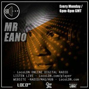Mr Eano Retro Beats Show on LocoLDN 07.11.2016