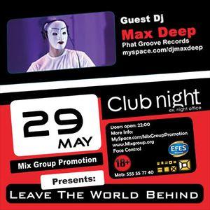 Max Deep @ Club Night (ex Night Office)