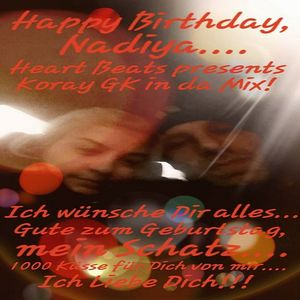 Koray GK@ Heart Beats - Happy Birthday Nadiya - 08.10.2015 Part 2