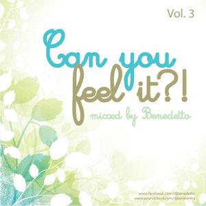 Benedetto - Can You Feel It ?! Vol.3