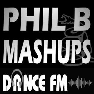Phil B Mashups Radio Mix Show on Dance FM (including Metallica Black Album tribute) - 8th July 2021