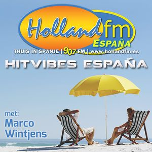 Za: 18-02-2017 | HITVIBES ESPAÑA | HOLLAND FM | MARCO WINTJENS