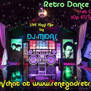 Retro Dance Party 09.01.2018 LIVE on Renegade Retro <renegaderetro.com>
