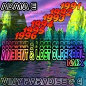 Vinyl Paradise Vol. 4 - Ambient & Lost Oldskool Mix