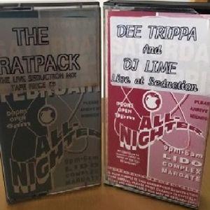 The RatPack Dee Trippa & DJ Lime LIVE Seduction Mix 1991