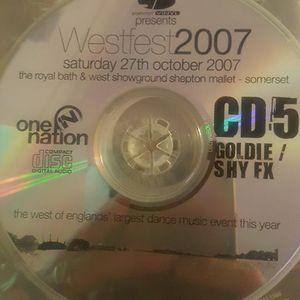 Shy Fx - Slammin Vinyl Westfest 2007 One Nation