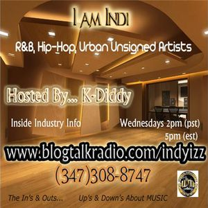 I AM INDI          HOSTED    BY LAMONT PATTERSON PRESENTED BY W.M.R.