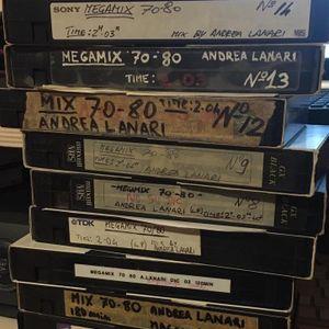 Radio Circuito 29 Megamix - Mix By Andrea Lanari (80 italo Party Music) n.09 (pt.of)