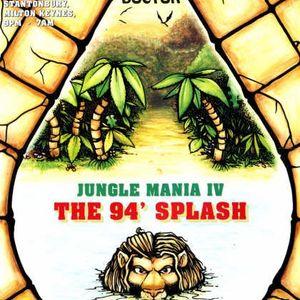 1994 - Grooverider @ Junglemania [Side B]