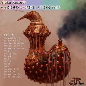 Aluku Records Various Compilation Vol 2 Preview Mix 2016